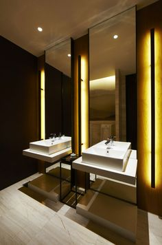 ASIA Oriental Restroom by TOMOHIRO KATSUKI, via Behance