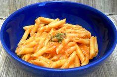 La Lola Dice . . .: Pasta en Salsa de Tomate