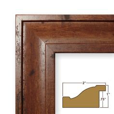 amazoncom 11x14 picture poster frame smooth finish 2 wide