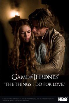 Las cosas que hago por amor_Amor incestuoso a lo Lannister