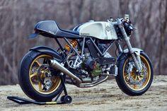Ducati Leggero Series by Walt Siegel Motorcycle