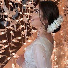 Desi Wedding Dresses, Informal Wedding Dresses, Wedding Gowns With Sleeves, Bridal Hair And Makeup, Wedding Makeup, Pakistani Wedding Dresses, Indian Bridal, Arabic Makeup, Indian Makeup