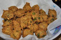 Mharo Rajasthan's Recipes - Rajasthan A State in Western India: Rajasthani Dal Pakora - राजस्थानी दाल पकोड़ा (Rajasthani Lentil Fritters)