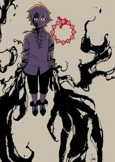 Meliodas - The Seven Deadly Sins #Meliodas  #TheSevenDeadlySins #cosplayclass #cosplay #anime