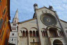 """Delving into the details at the Modena Cathedral, Italy"" by @TriciaAMtichell"