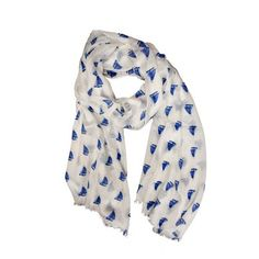 Sailboat Print Blue, $18.50, now featured on Fab.