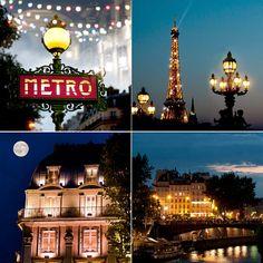 2012 calendar - Midnight in Paris - ParisPlus on etsy