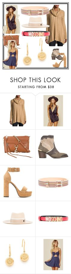 """fashion is fad but style is eternal"" by denisee-denisee ❤ liked on Polyvore featuring Neiman Marcus, Blue Life, Rebecca Minkoff, Nubikk, Senso, Paul Smith, Maison Michel, Moschino, Aurélie Bidermann and vintage"