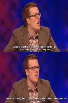 When he pointed out this inescapable truth. | 28 Of Frankie Boyle's Greatest-Ever Jokes