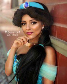 Jade as Jasmine