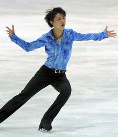 羽生が今季初戦でSP首位/フィギュア - フィギュアニュース  http://www.nikkansports.com/sports/news/f-sp-tp0-20131005-1200311.html