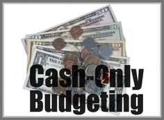 Cash-Only Budgeting?