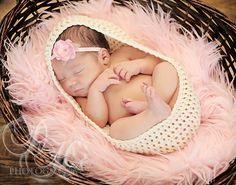 Baby Cocoon, Newborn Photo Prop, Crochet Cocoon, Photography Props, Newborn…