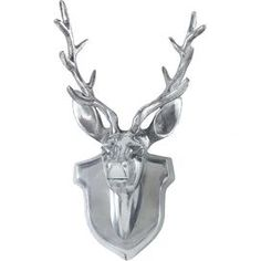 Keenan Deer Head Decor