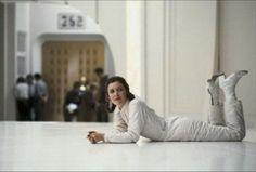 Star wars: She always waits for me like that.