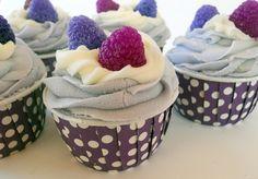Luxury Black Raspberry Vanilla Bath Bomb Cupcake / by RoyaltySoaps, $5.00