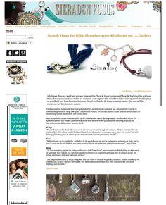 Sieraden Focus September 2013 - Sam&Haas