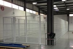 security enclosures fitted in a commercial warehouse in Slough. Cage, Warehouse, Commercial, The Unit, Storage, Purse Storage, Larger, Magazine, Barn