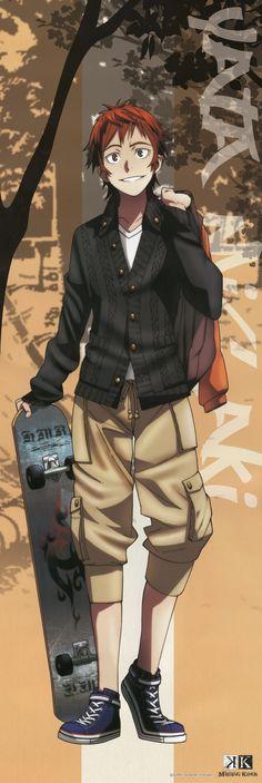 Yata Misaki | K Missing Kings #anime