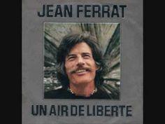 """Jean Ferrat """"Un air de liberté""""  - 1976 - (45 tours original)"""