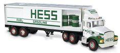 We had a few of these Hess Trucks