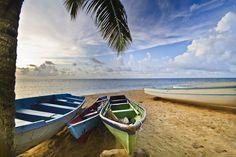Playa Las Ballenas, Las Terrenas #beach #Samana #caribbean