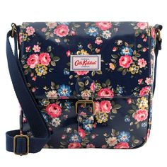 Latimer Rose Mini Satchel | Cross Body Bags | CathKidston