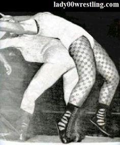 Vintage Schoolgirl Female Women Wrestling with Sleeper and Strangulation Mixed Wrestling, Women's Wrestling, Catfight Wrestling, Schoolgirl, Vintage Girls, Mma, Stockings, Nude, Female