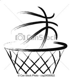 Academy of Scoring Basketball - Vector - Basketball - stock illustration, royalty free illustrations, stock clip art icon, stock clipart icons, logo, line art, EPS picture, pictures, graphic, graphics, drawing, drawings, vector image, artwork, EPS vector art TSA Is a Complete Ball Handling, Shooting, And Finishing System!  Here's What's Included...