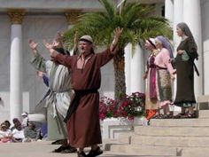 "Bob Bennett: ""Still Rolls the Stone""  (photos taken at The Holy Land Experience in Orlando, FL)"