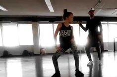 Vous n'avez jamais vu une gamine de 11 ans dansant du hip-hop de cette manière. Quel talent!