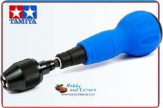 Tamiya 74086 Modeling Drill Chuck, Craft Tool
