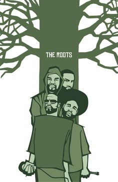 The Roots. I loved you before Jimmy Fallon.