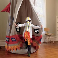 No Place Like Play Home (Rocket Ship) #NodWishlistSweeps