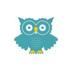 Owl wall decal - Bird wall decal - tree bird decor - Owl - Bird Wall Art - Nursery wall decor - Bird Wall Art - Home Wall Decor - Owl Decal