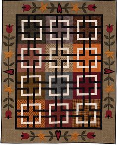 Scrappy Squares by Martingale   That Patchwork Place, via Flickr