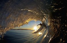 Can't imagine the beauty that sits within a wave.