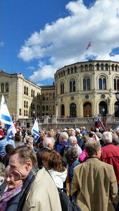 Oslo to day 10 mai 2015