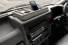 TRIMTECH VW T4 Angled Dash Tidy Years 90 - 03