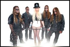 In This Moment- 2013. Didn't sound the best but one of the best stage shows I have seen, like a hard rock Lady Gaga