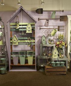 Cottage Garden Showroom Display by Midwest-CBK