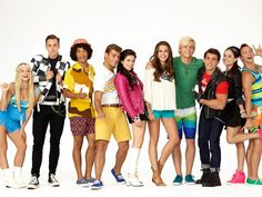 Watch new and classic Disney Channel Original Movies (DCOMs) on DisneyNOW. Teen Beach Movie Costumes, Movie Halloween Costumes, Costumes For Teens, Teen Beach Party, Teen Beach 2, Disney Original Movies, Disney Channel Original, Disney Channel Movies, Disney Channel Shows