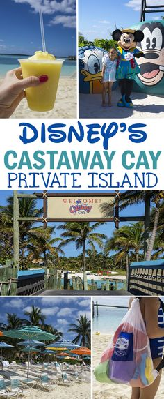 Life is better with a little sand in between your toes, especially when it's at Disney's beautiful Castaway Cay island.  Here's all of the reasons to love this tropical paradise located in the Bahamas. #DisneySMMC