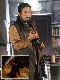Lost (Season 6 -- Episode 5: Sundown) | DOGEN (HIROYUKI SANADA) When: Season 6, episode 6, ''Sundown'' How: An Other leader and the master-protector of the Temple, Dogen tried to convince Jack that…