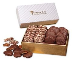 English Butter Toffee & Turtles -- the perfect gift for chocolate lovers on your list! Now 40% off...
