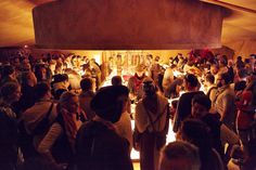 Secret Cinema: The Empire Strikes Back - in pictures
