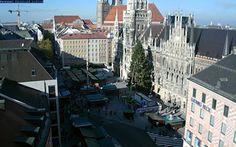 Geschäfte am Marienplatz