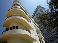 Bauhaus Tel Aviv  by inisrael, via Flickr