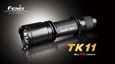 Fenix TK11 R5 285-Lumen Cree XP-G R5 LED Flashlight at http://suliaszone.com/fenix-tk11-r5-285-lumen-cree-xp-g-r5-led-flashlight/
