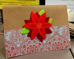 Homemade #Christmas_cards from ahappyplacecalledhome.com